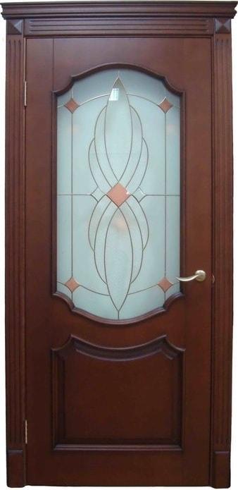 Межкомнатные двери из массива в Новосибирске