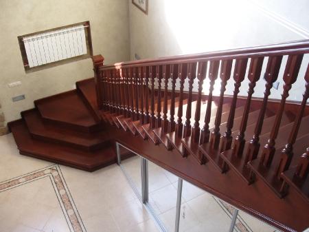 Деревянные лестницы_2