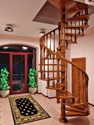 Деревянные лестницы_3