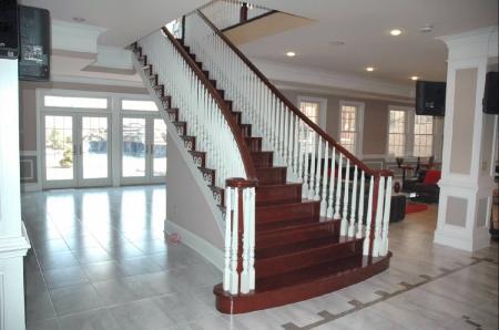 Деревянные лестницы_4